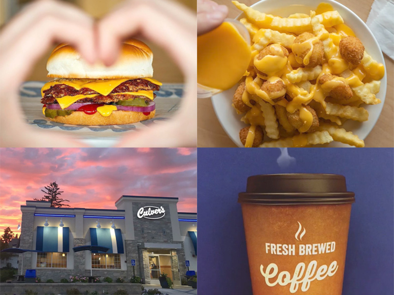 Culver's Wins 4 Best Burger, Best Coffee, Best Sauce, and Best Regional Chain at the Fasties
