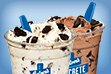 Concrete Mixers made with OREO®