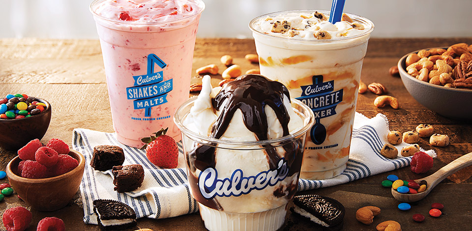 Which Fresh Frozen Custard Mix-in Are You?