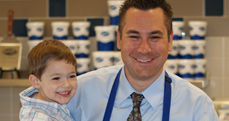 Culver's Franchisee Tony Milazzo