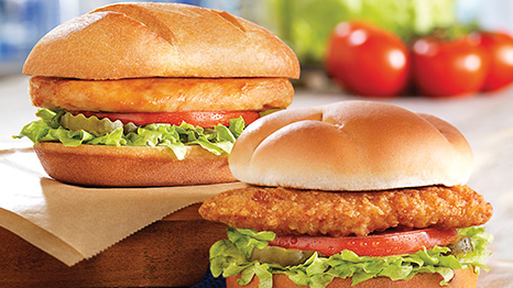 Culver's Chicken Sandwiches