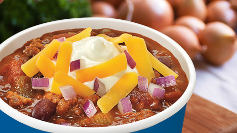 George's Chili Supreme