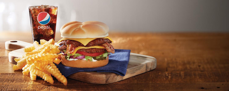 Bacon Deluxe ButterBurger