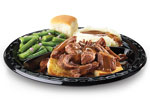 Beef Pot Roast Dinner