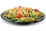 Garden Fresco Salad with Chicken