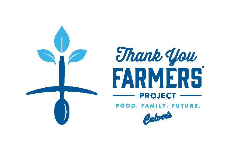 Thank You Farmer Project Logo