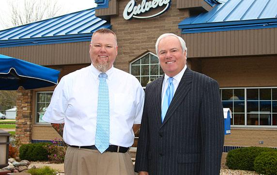 Ed Norton and Craig Culver