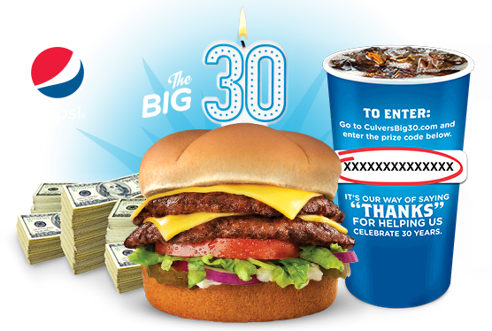 Culver's - The Big 30