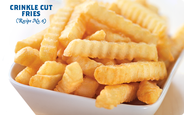 Culver's Crinkle Cut Fries