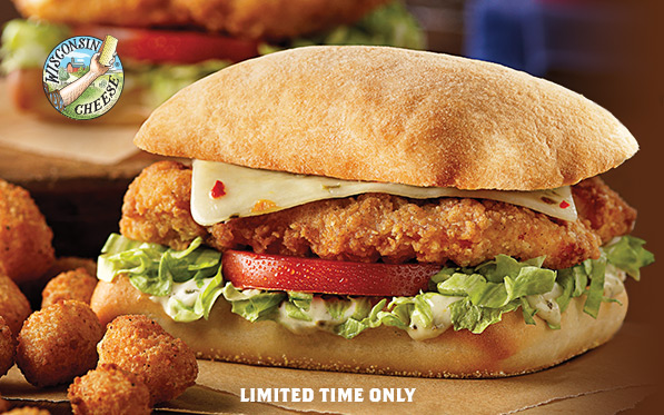 Culver's Crispy Southwest Chicken Sandwich