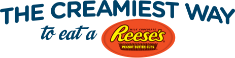 The Creamiest Way to eat a Reeses
