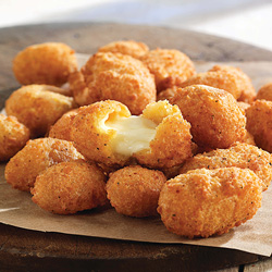 Wisconsin Cheddar Cheese Curds