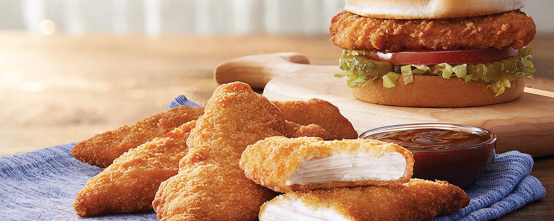 Chicken Sandwiches & Tenders
