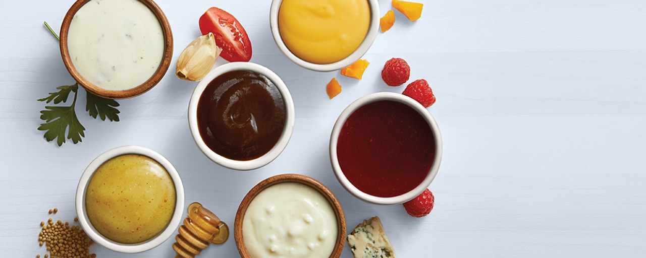 Culver's - Sauces and Dressings