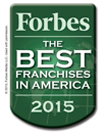 Forbes Magazine The Best Franchises in America 2015