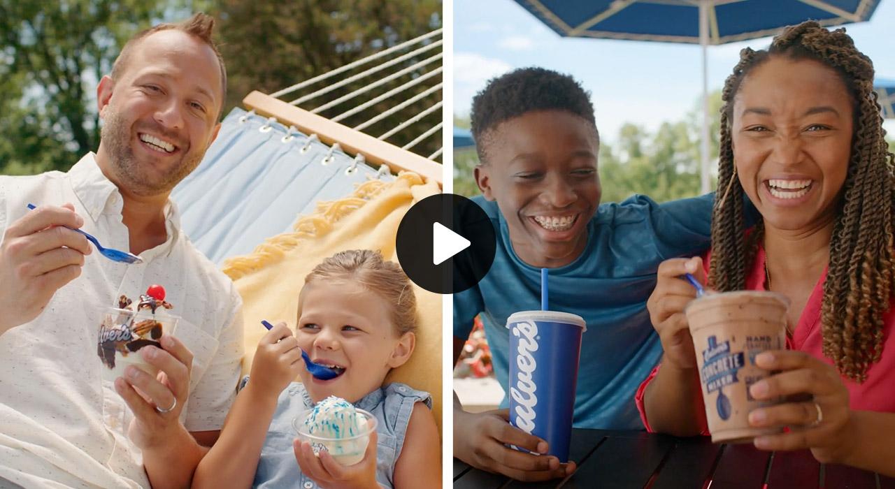 Open More Choices More Smiles video modal window