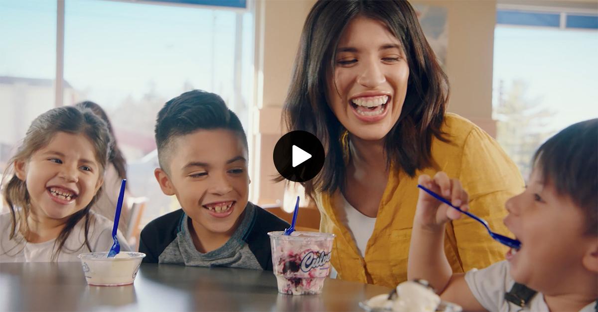 Open Fresh Frozen Custard & Family video modal window