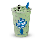 Mint Oreo Concrete Mixer