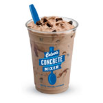 Brownie Batter Concrete Mixer