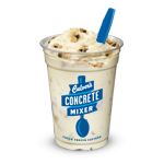 Cookie Dough Concrete Mixer