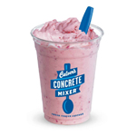 Raspberry Concrete MIxer