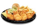 6 Piece Shrimp Dinner