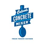 Concrete Mixer Logo