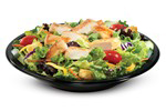 Garden Fresco Salad with Chicken