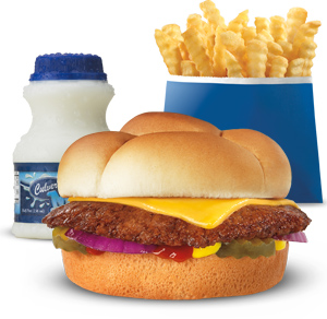 Culver's Kids' Meal