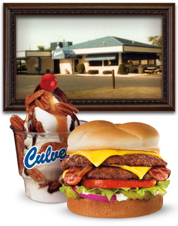 Culver's Restaurants, ButterBurgers and Fresh Frozen Custard