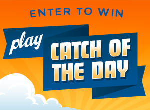 Catch of the Day Promo