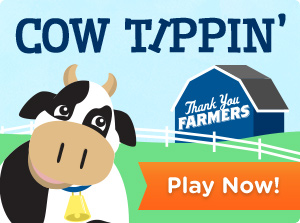 Cow Tippin' - Play Now!