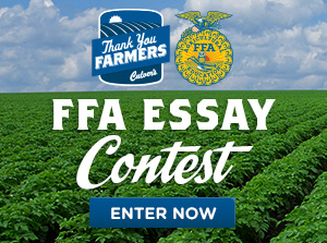 Culver's FFA Essay Contest