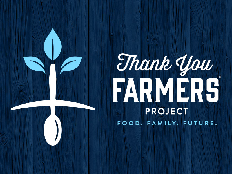 Thank You Farmers Project