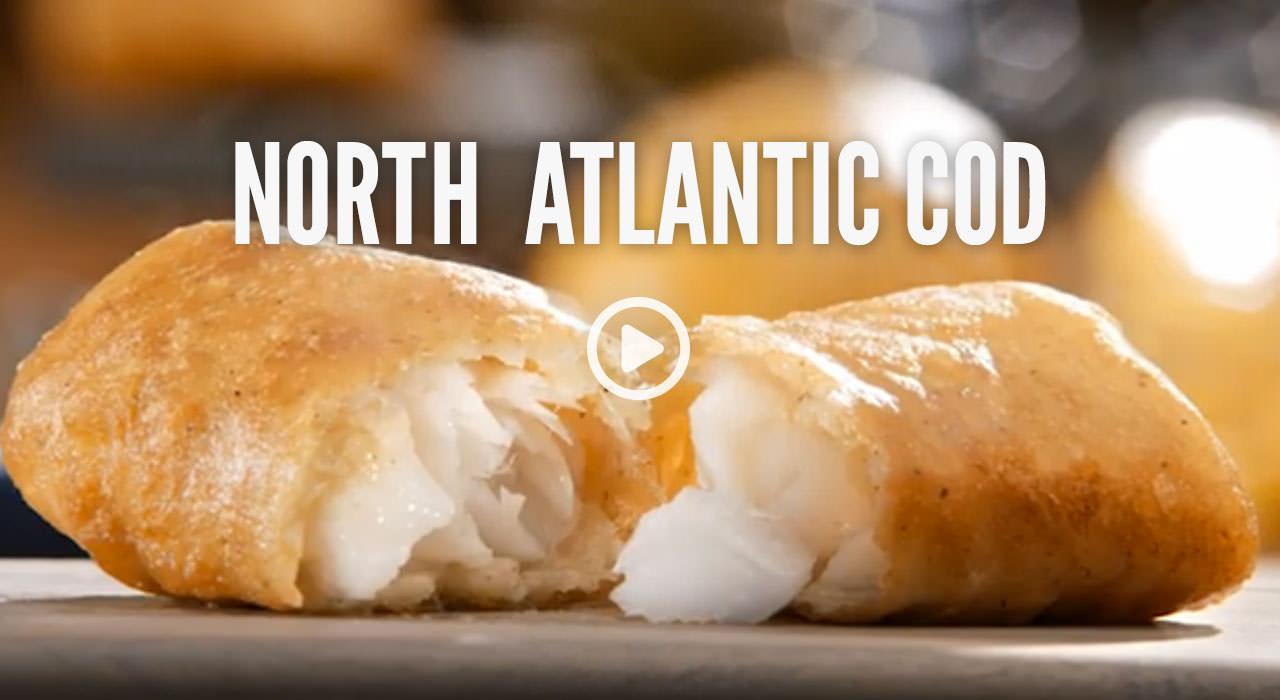 Watch Wild-Caught North Atlantic Cod