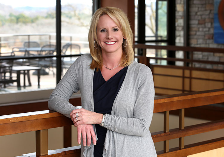 Link to story: Julie Fussner Joins Board of Directors for USFRA. Pictured, Julie Fussner